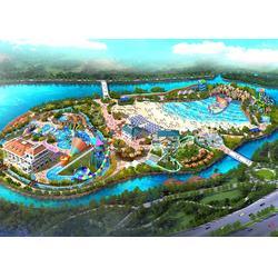大型水上乐园设计-大浪(在线咨询)水上乐园设计