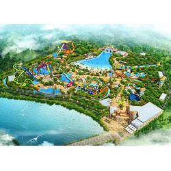 温泉水上乐园规划-水上乐园规划-大浪游乐(查看)图片