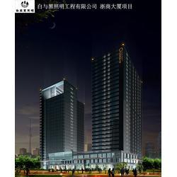 泛光照明是什么_襄樊市泛光照明_白与黑照明工程图片