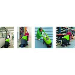 张家港洗地机、一月清洁设备(在线咨询)、洗地机图片
