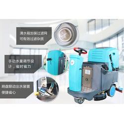 昆山驾驶式洗地机、驾驶式洗地机、一月清洁设备(查看)图片