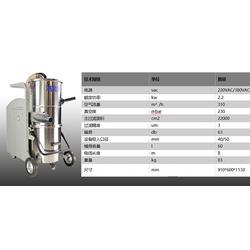 1.5工业吸尘器 昆山一月清洁设备 工业吸尘器