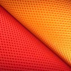 华宏织造(图)|服装三明治网布|三明治网布图片