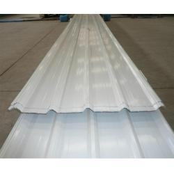 彩钢压型板厂房-北京华峰创业(在线咨询)彩钢压型板图片