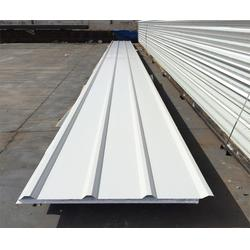 北京華峰創業 防火彩鋼板屋頂安裝-北京防火彩鋼板圖片