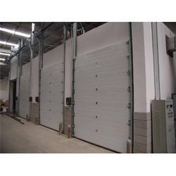 武汉提升门、武汉曼创门业、工业快速电动提升门图片