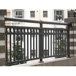 锌钢护栏-南京搏陵泰金属-锌钢护栏加工图片