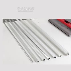 灯管铝外壳铝型材定制加工厂家 找亮银铝制品图片