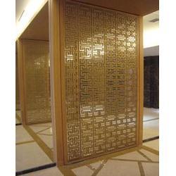 不锈钢红古铜屏风、黄山铜屏风、武汉精特利铜工艺制品(查看)图片