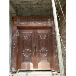 武汉铜门|不锈钢别墅铜门|精特利(优质商家)图片
