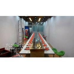 天津回转小火锅设备厂家-厂家销售-天津回转小火锅设备厂家-全国免费上门安装图片