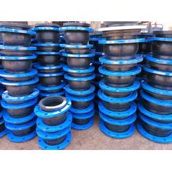 供应输送液压油丁腈橡胶PN1.0双球体耐油橡胶软连接图片