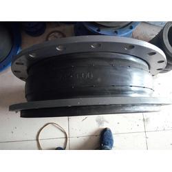 DN350三元乙丙材质吸引瓦斯用单球体耐负压橡胶软连接图片