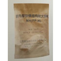 江苏海龙核科技|NH室内厚型钢结构防火涂料|钢结构防火涂料图片