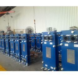 黔南板式换热器、山东庆邦、板式换热器生产厂图片