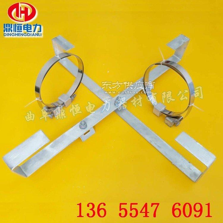热镀锌金属条材质杆、塔用外盘式余缆架光缆余缆盘