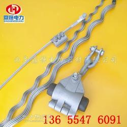 优质铝合金材质OPGW预绞式悬垂线夹/光缆悬垂串用途图片