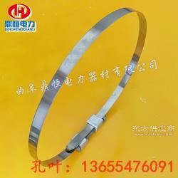 光缆紧固夹具光缆抱箍型钢带引下线夹 厂家现货供应图片