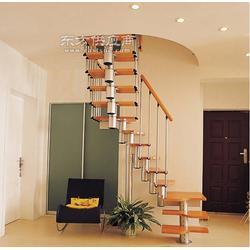 钢木楼梯工厂考察须望、闻、问、切图片