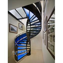 钢木楼梯实用便捷才是王道图片