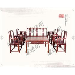 红木家具品牌-吕梁红木家具-太原世良木雕(查看)图片