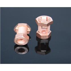 接地裸铜线连接固定夹-中科英华公司图片