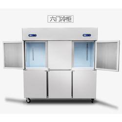 佳木斯商用冰柜-伊德欣蒸饭车生产-商用冰柜图片