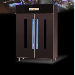 单门热风循环消毒柜-热风循环消毒柜-伊德欣厨具生产图片