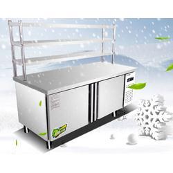新乡保鲜工作台冷柜-伊德欣厨业图片