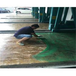 图腾工业地坪有限公司 停车场地坪漆-地坪漆图片