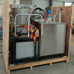 道路热熔釜划线机生产、远宏交通设施、热熔釜划线机图片
