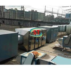 淄博废气治理设备、济南申泰环保、UV光解废气治理设备图片