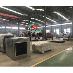 申泰环保厂家直销 voc有机废气处理设备 潍坊废气处理设备图片