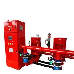 德州给水设备-给水设备安装-正济消防泵图片