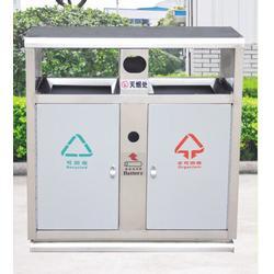 不锈钢果壳箱厂家,邯郸果壳箱,常熟康利环卫塑料制品图片