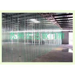 康利环卫塑料制品(图)|防尘软门帘|苏州软门帘图片