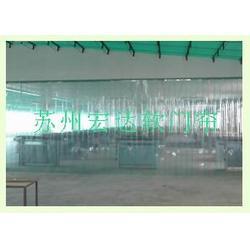 张家港软门帘-康利环卫塑料-透明软门帘图片