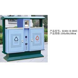 钢木垃圾桶、湘潭垃圾桶、康利环卫图片