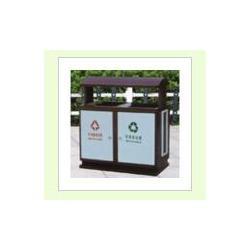 果壳箱-常熟康利环卫-钢板喷塑果壳箱图片