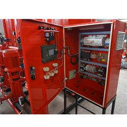 增压控制柜安装|潍坊增压控制柜|正济消防泵厂家(多图)图片