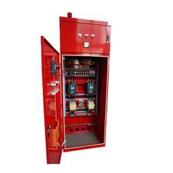 山东消防控制柜-正济消防泵-银川消防控制柜生产厂家图片