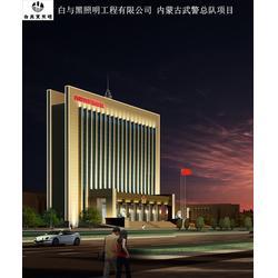 上海亮化_亮化_白与黑照明工程(查看)图片