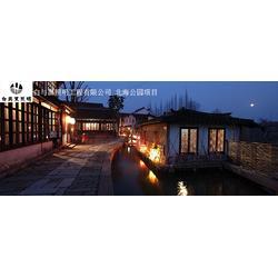 白与黑照明工程(图)_led夜景照明工程公司_夜景照明工程图片
