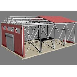 別墅鋼結構施工-仙桃鋼結構-武漢卓茗雅裝飾工程(查看)批發