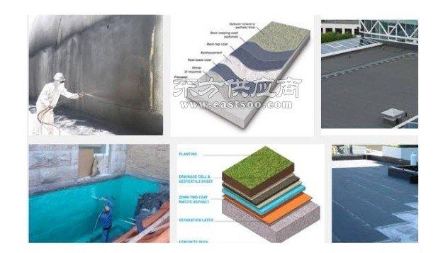 建筑防水材料的分类有哪些图片