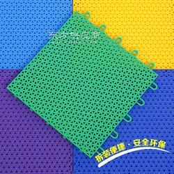 新疆篮球场悬浮拼装地板优惠图片