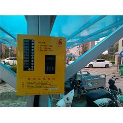 荥阳智能充电桩安装公司|智能充电桩|【子夏充电桩】(多图)图片
