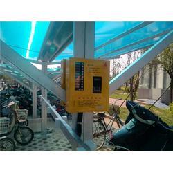 洛阳小区充电站安装 【子夏充电桩】 充电站图片