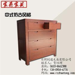 实木储存柜加工厂,钊通木业,实木储存柜图片