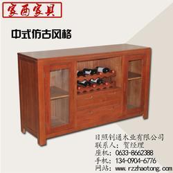 实木收纳柜,家酉家具,实木收纳柜生产厂图片